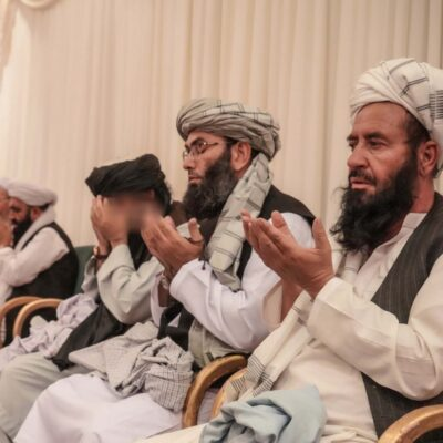 sirajuddin-haqqani-met-with-the-families-of-the-suicide-bombers