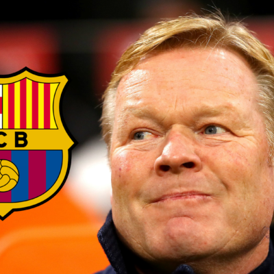 el-clasico:-barcelona-reacts-as-fans-attack-koeman-after-2-1-defeat-to-real-madrid