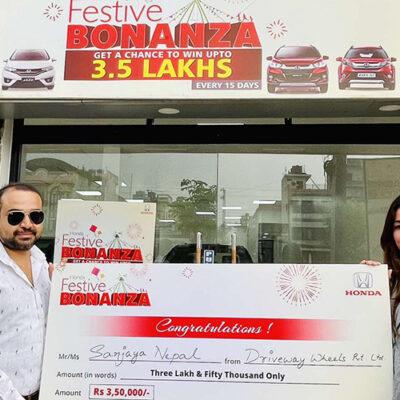 सञ्जय-नेपाल-बने-होण्डा-फेस्टिभ-बोनान्जाको-पहिलो-विजेता